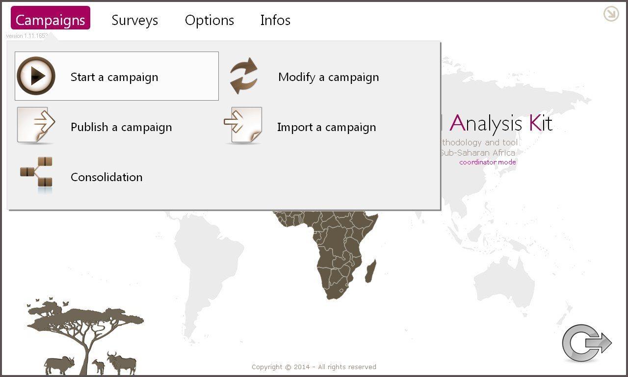 ZAK-start_a_campaign_menu