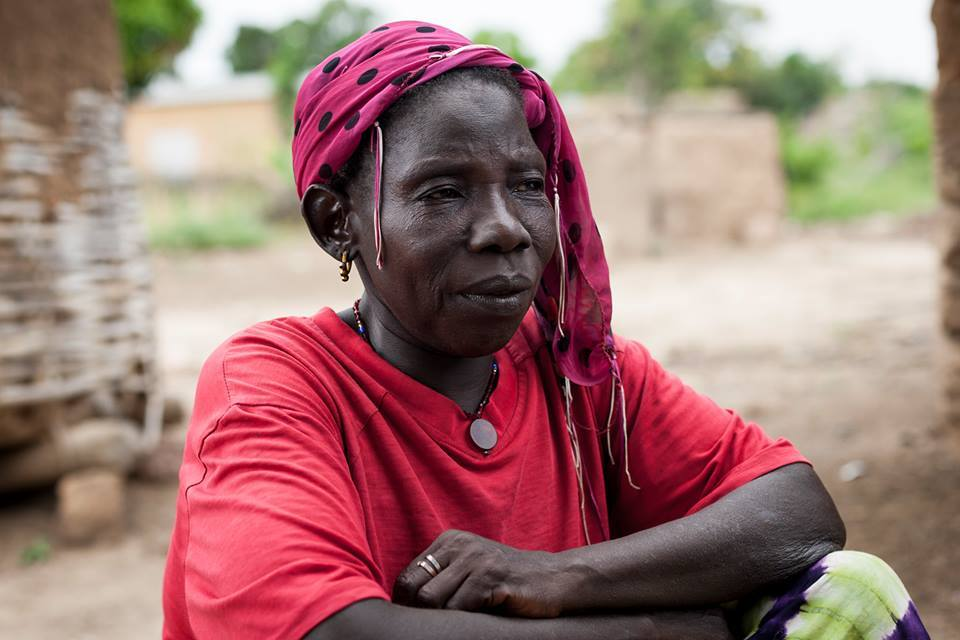 Doussouba Coulibaly portret